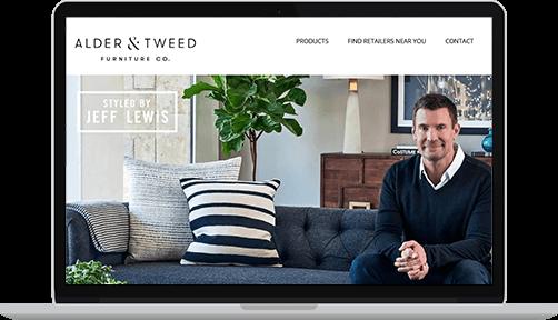 Alder and Tweed Furniture