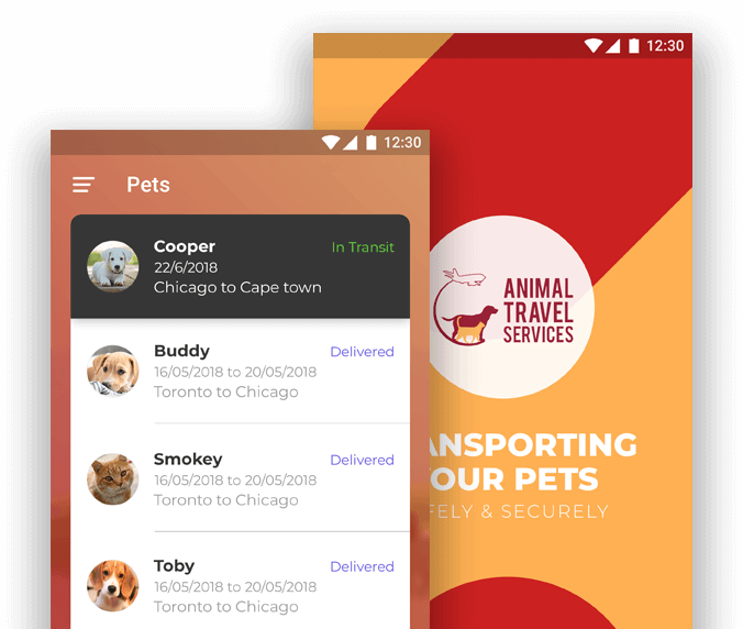 Animal Travel  Services