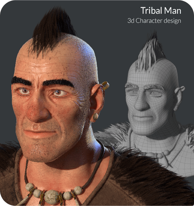 Tribal Man