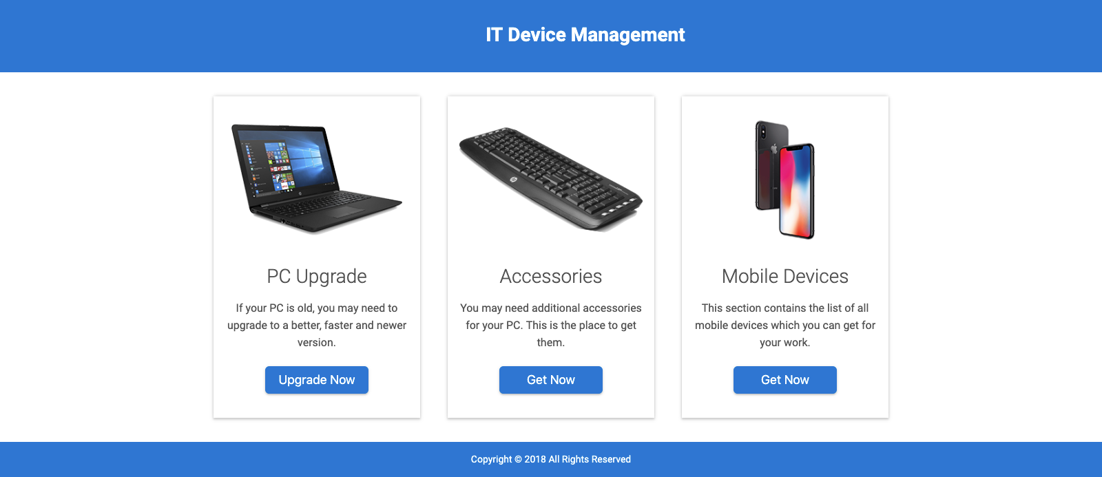 P&G - IT Device Management - 1